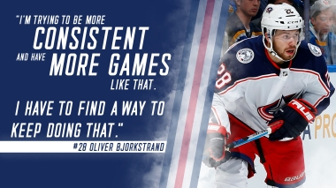 oliver bjorkstrand quote graphic